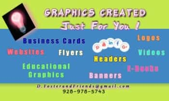 create the graphic that works for you